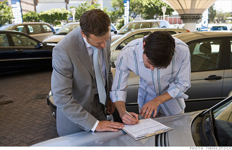 Before you sign, remember that you can negotiate a lease.