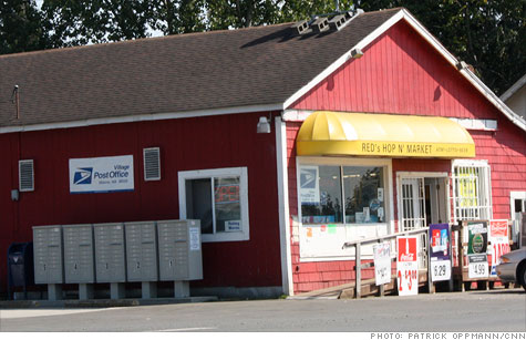 Rural post offices may remain open with shorter hours under a new plan announced by the U.S. Postal Service on Wednesday.