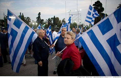 Greek voters are fed up with austerity, but that doesn't mean they want to drop the euro.