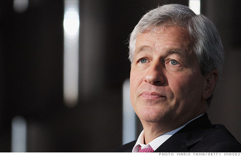 JPMorgan suffers big loss: CEO Jamie Dimon cites 'errors' and 'bad judgment'