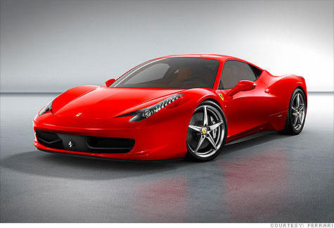Ferrari is recalling about 200 cars worldwide, including some 458 Italias, like the one shown here, for a crankshaft problem.