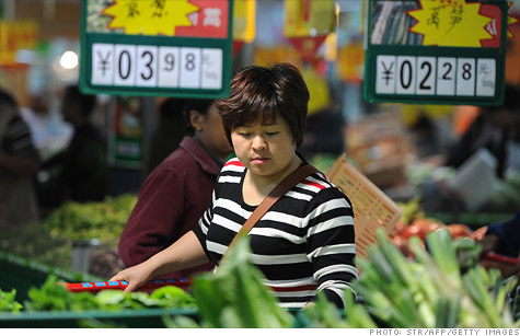 CPI: Tamer inflation, weaker growth could spur China to ease