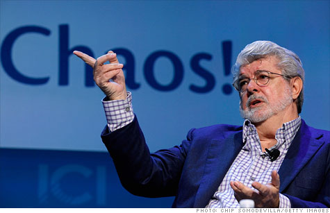 George Lucas seeks to build low-income housing on Calif. property