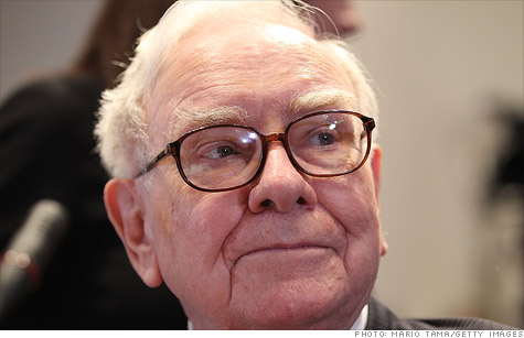 Warren Buffett has signed a deal to buy 63 newspapers from Media General.