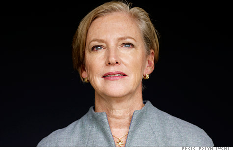 Dupont CEO Ellen Kullman's best advice: