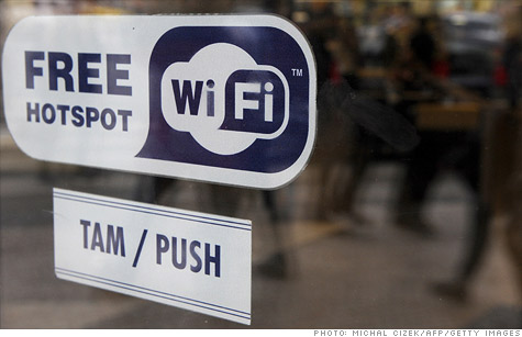 Comcast, Time Warner Cable, Cablevision, Bright House and Cox all agreed to allow customers roam on one another's free Wi-Fi hotspots.