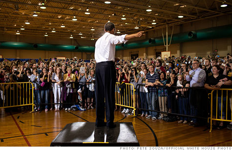 Obama faces a number of potential blow-ups before Election Day. None is a greater risk than the crisis in Europe, which could upset the U.S. economy.