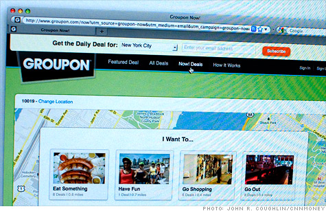 The expiration date lawsuit against Groupon alleges, among other things, that the company imposed illegal deal restrictions that violate gift-card laws.