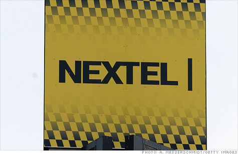 Sprint plans to shut down the Nextel Network next year.