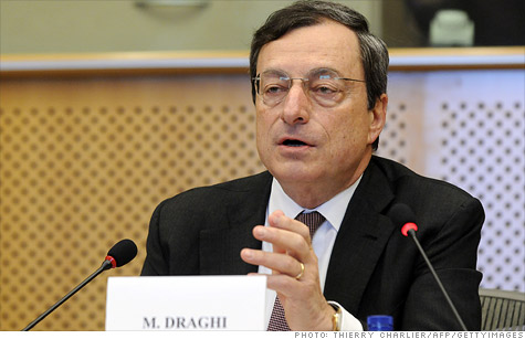 ECB, Mario Draghi
