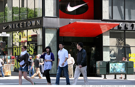 Analysts say that Cole Haan and Umbro aren't a good strategic fit for Nike.