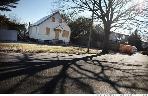 Homes in some stage of foreclosure accounted for more than one in four homes sales during the first three months of the year, according to RealtyTrac.