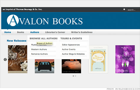 Amazon is buying small publisher Avalon Books and its backlist of 3,000 titles.