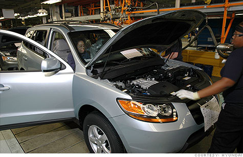 When Hyundai announced it had more than 800 job openings in its Montgomery, Ala., production facility the response was huge.