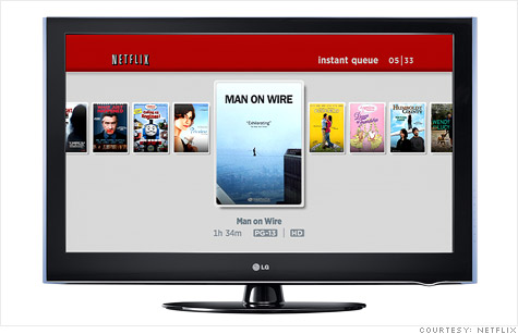 Netflix: Now brought to you by Netflix.