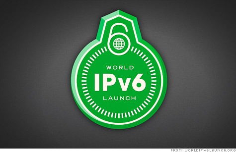 The IPv6 launch has expanded the number of Internet addresses to 340 undecillion.