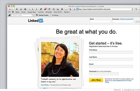 Researchers say a stash of what appear to be LinkedIn passwords were protected by a weak security scheme.