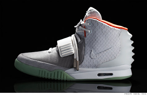 Kanye West's signature sneakers could pull down thousands of dollars in the resale market.