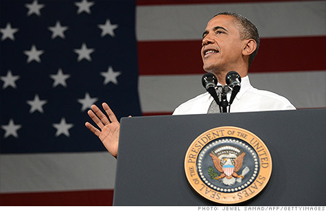 Obama to Congress: Do something