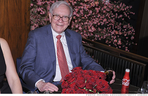 Buffett lunch auction sets record at $3,456,789 winning bid