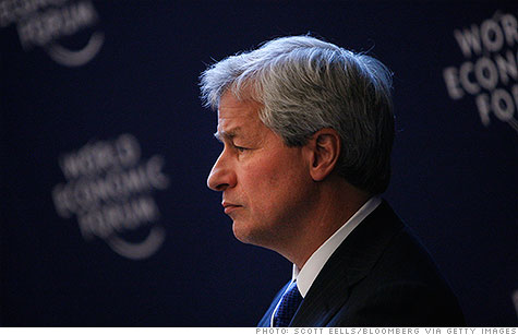 Dimon: Traders didn't understand risk