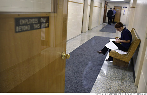 New rules make it tougher to collect federal unemployment benefits.
