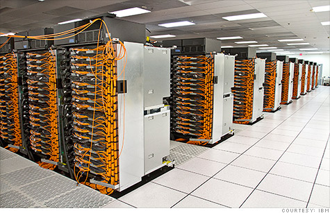 Sequoia, a supercomputer at the Lawrence Livermore National Laboratory in California, is now the world's most powerful machine.