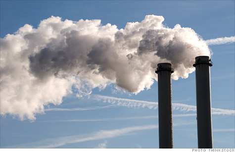 U.S. greenhouse gas emissions are falling despite lack of action from Congress. The biggest reason: cheap natural gas.