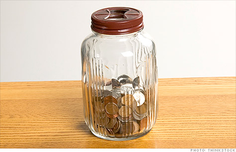 28% of Americans have no emergency savings