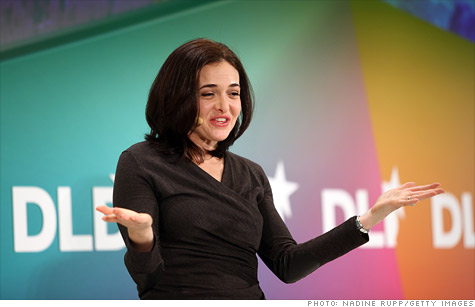 Four years after she joined Facebook, Sheryl Sandberg has finally landed a spot on the company's board.