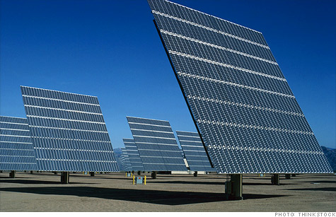 Abound Solar received $70 million in loans from the Department of Energy.