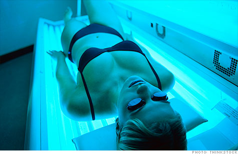 The Affordable Care Act slapped a 10% tax on indoor tanning.