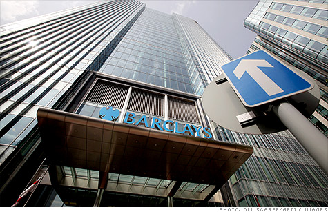Barclays is the first bank to settle with regulators as part of an interest-rate manipulation investigation.