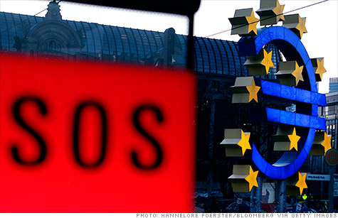 In a widely expected move, the ECB cut rates to an all-time low.