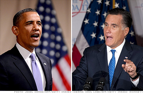 President Obama vs. Governor Romney