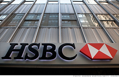 London-based HSBC is also being investigated as part of the Libor scandal.
