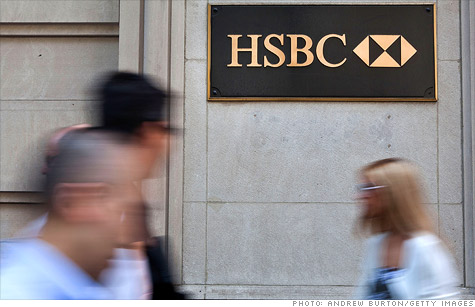Global banking giant HSBC failed to prevent billions of dollars worth of money transfers that Senate investigators believe are linked to drug cartels and terrorist groups, according to a Senate report released Monday.