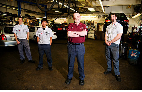 For Jim Houser, who owns a 29-year-old auto repair business in Portland, Ore., the multi-billion dollar swipe fee settlement between Visa and MasterCard isn't that big of a deal.