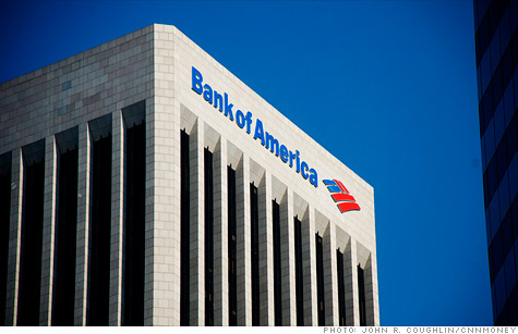 Bank of America reported a profit in the second quarter 2012 after generating a massive loss in the second quarter of 2011.