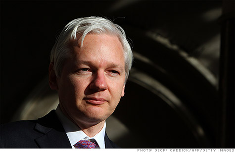 WikiLeaks leader Julian Assange urged followers to donate via a newly discovered loophole.
