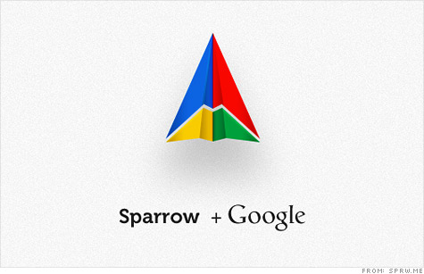 Sparrow, Google, acquisition