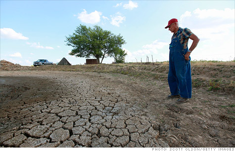 SBA disaster loans are now being offered to businesses hurt by the drought. But as that program expands, an audit reveals the agency hasn't properly handled $171 million in delinquent loans.