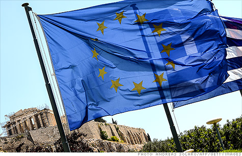 Citigroup's analysts think that Greece won't use the euro currency for much longer.