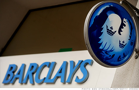 Barclays made a robust profit in the first half, but apologized for its role in the Libor scandal.