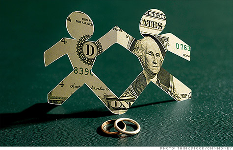 gay marriage and financial