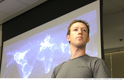 Mark Zuckerberg's net worth has fallen by more than $7 billion since the Facebook IPO.