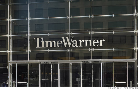 Time Warner earnings fell despite improved results at its networks unit.