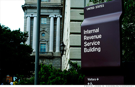 on New York  Cnnmoney     The Irs Has Been Doling Out Billions Of Dollars