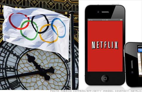 netflix olympics