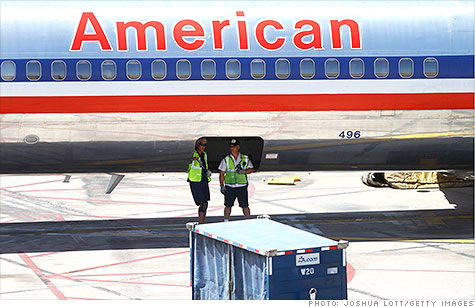 American Airlines mechanics have ratified a tentative deal but the pilots union has rejected its proposed contract.
